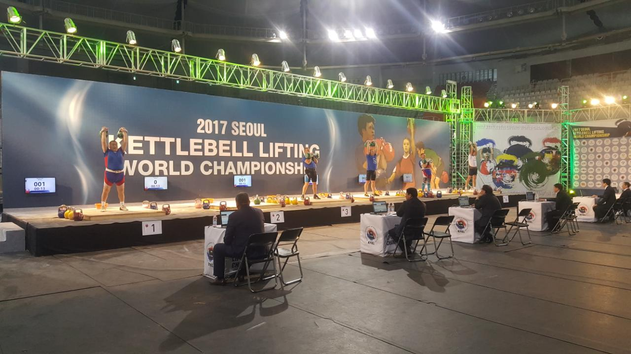 [운동재활팀] 2017 SEOUL KATTLEBELL LIFTING WORLD CHAMPIONSHIP