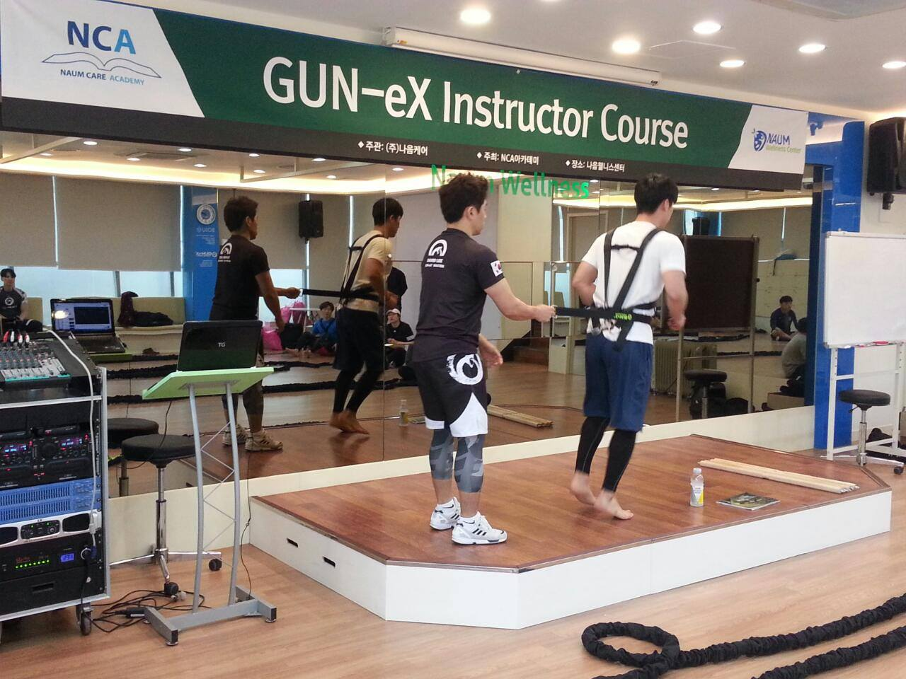 2016 GUN-eX Instructor Course