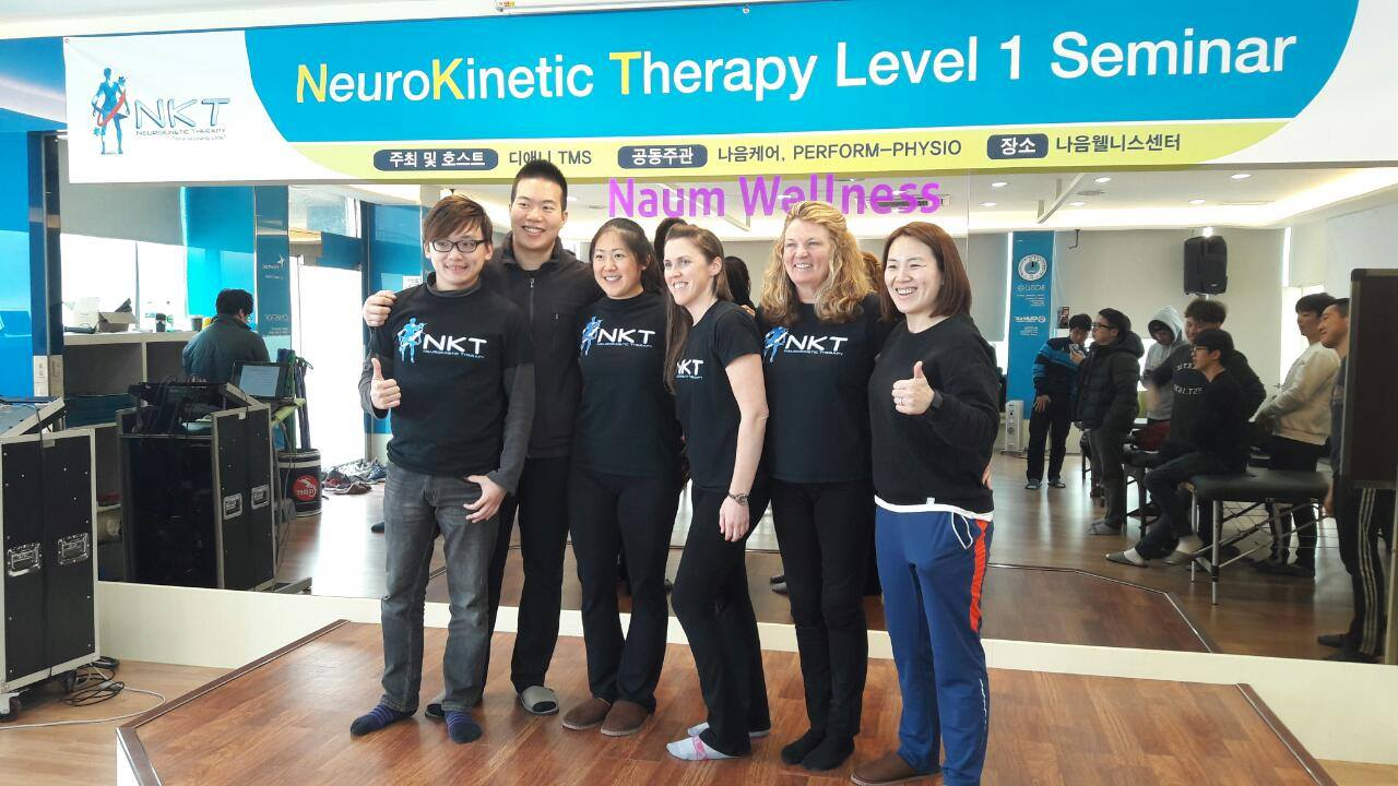 2016 NeuroKinetic Therapy Level1 Seminar