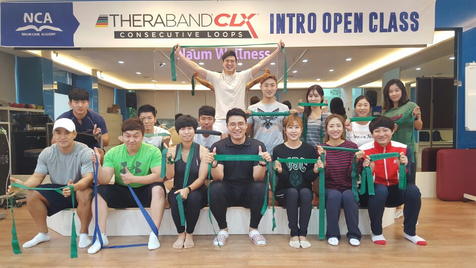 2016 Thera-Band CLX Open Class